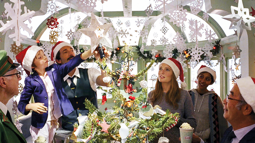 Wes Anderson Directs a Holiday Film for H&M