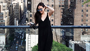 Check Out This Sandal Brand That Celebs And Models Are Wearing To Their Travels