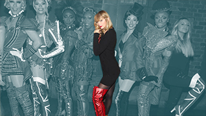 Taylor Swift Wears An Lbd By A Filipino Designer