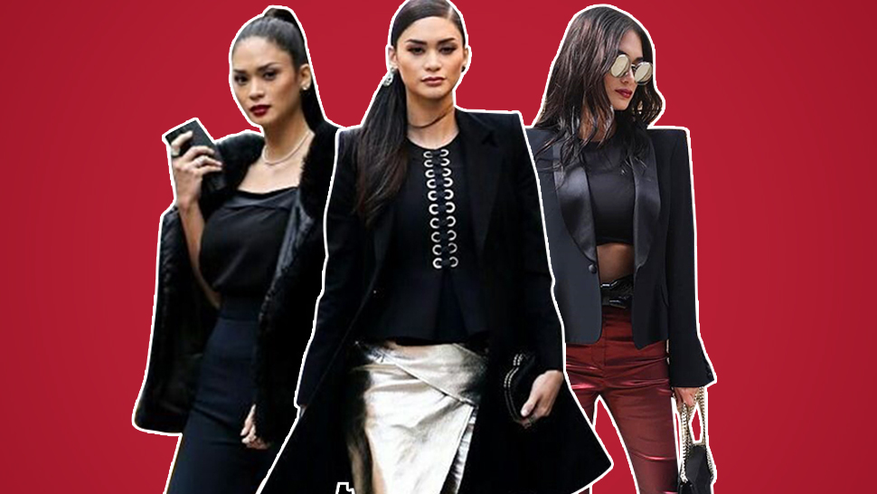 10 Times Pia Wurtzbach Proved She's A Queen Even In The Fashion Department