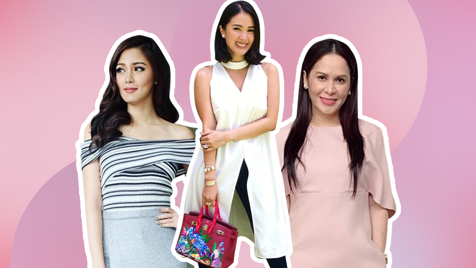 11 Vips Who Commissioned Heart Evangelista To Paint On Their Designer Bags
