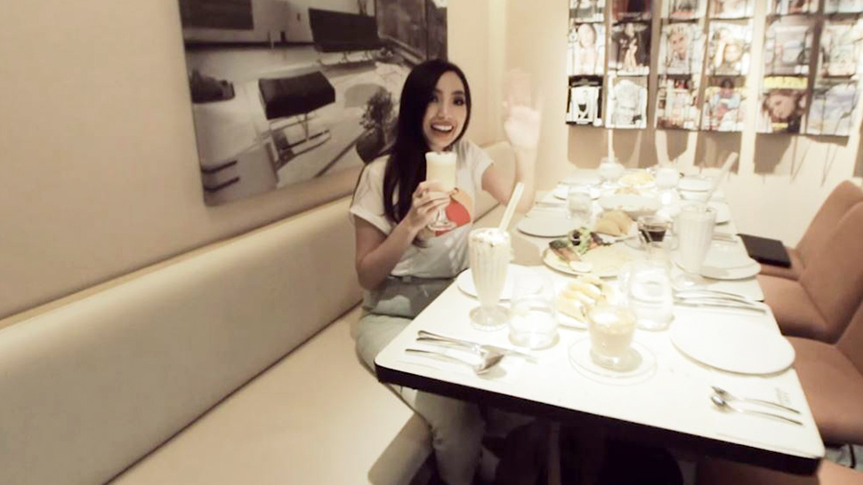 Martine Cajucom Gives Us A Tour Of Sunnies Cafe Megamall