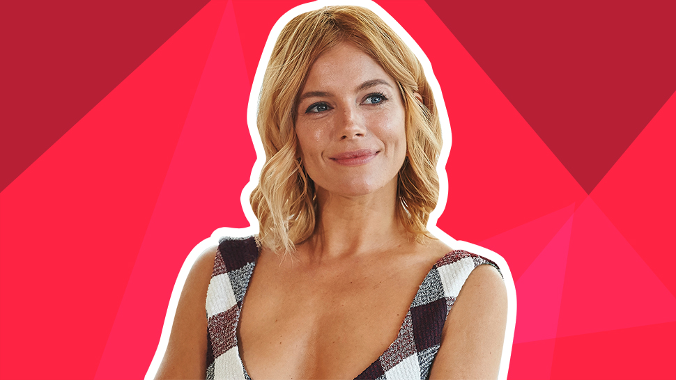 Lotd: Sienna Miller Teaches Us A Grownup Way To Wear Overalls