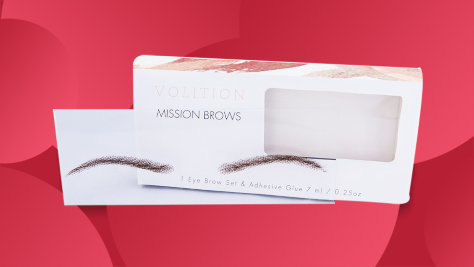 This Beauty Company Created False Eyebrows for Chemo Patients