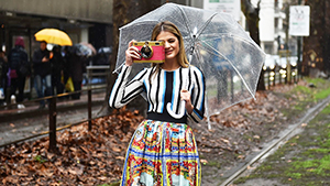5 Stylish Ways To Pull Off A Raincoat