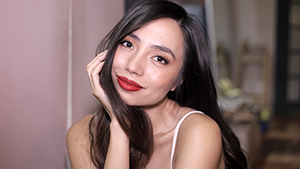 Martine Cajucom's Holiday Makeup Tutorial