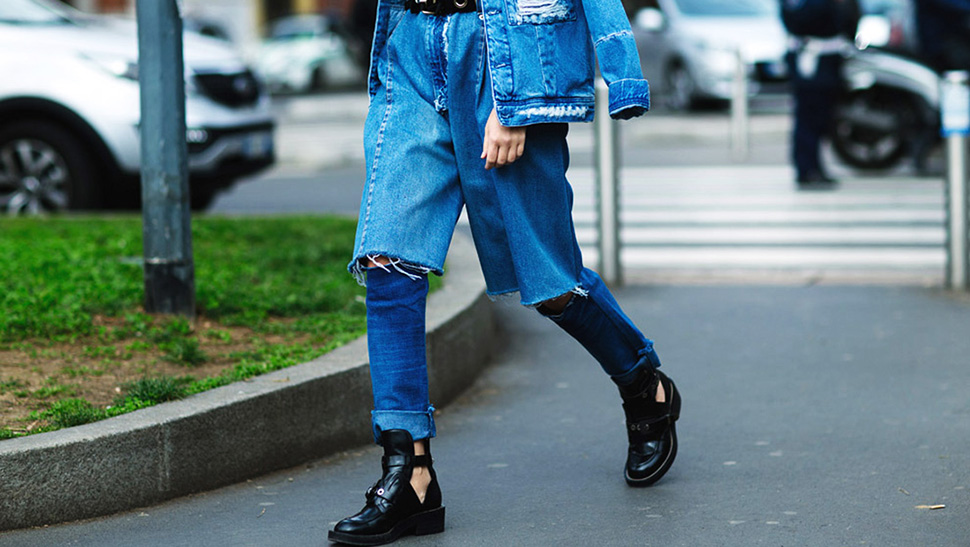 How to Layer Your Bottoms Like a Fashion Girl