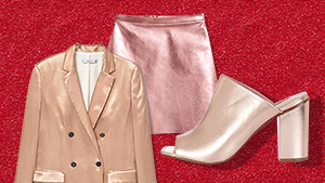 25 Metallic Pieces You Need In Your Closet To Achieve That Holiday Sparkle