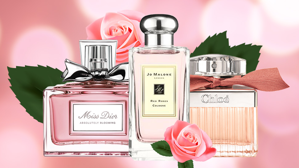 15 Rose Fragrances That You Can Wear To Date Night