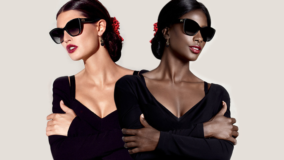 This Model Recreates Famous Campaigns As A Call For Diversity