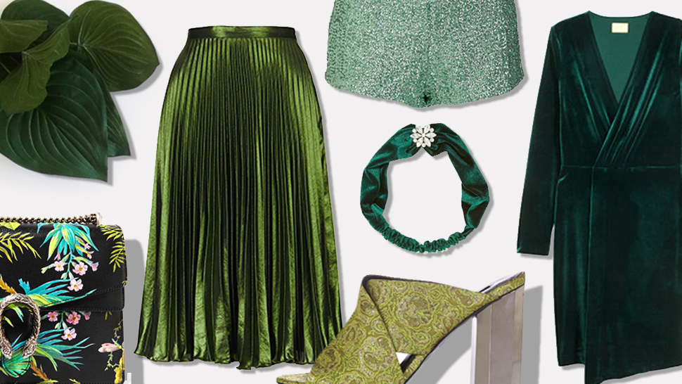 15 Greenery-inspired Fashion Pieces To Grab For Next Year