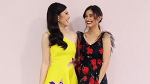 Liza Soberano And Janella Salvador Look Stunning In Cheetah Rivera