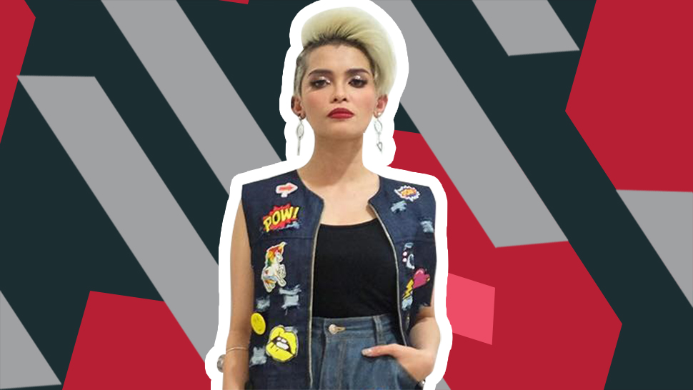 LOTD: KZ Tandingan's Palazzo Pants Are Every Denim Lover's Dream