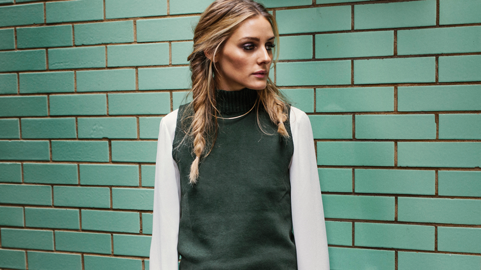 Lotd: Olivia Palermo's Sweet And Sporty Look