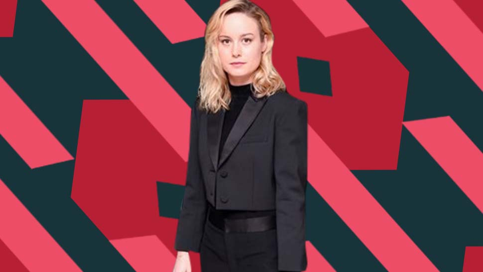 Lotd: Brie Larson Borrows From The Little Boys