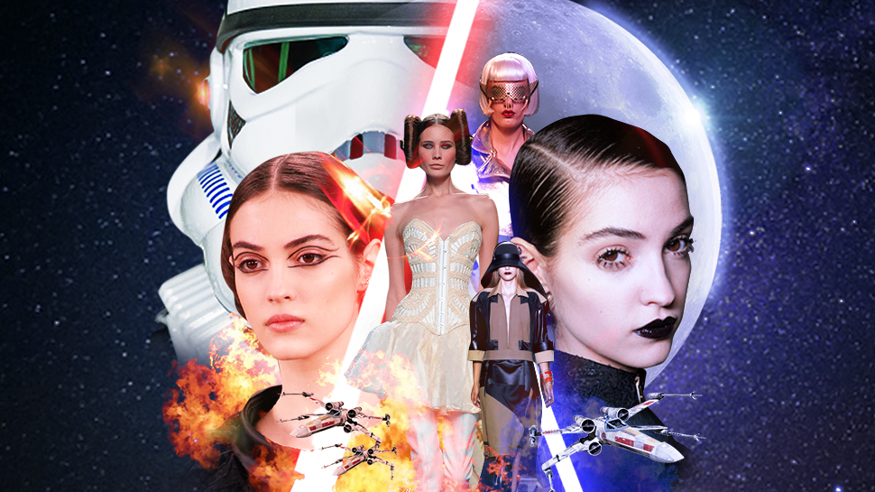 11 Times Fashion Took Inspiration From Star Wars