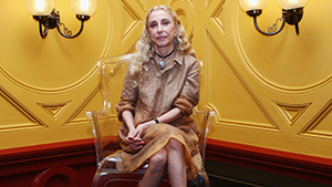 Vogue Italia Editor Franca Sozzani Has Passed Away