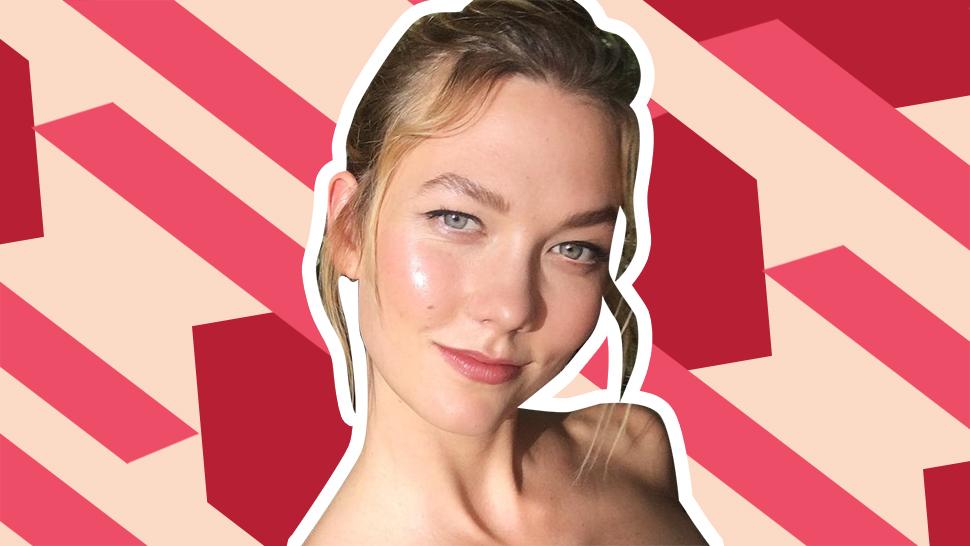 Lotd: Karlie Kloss' Barefaced Glow