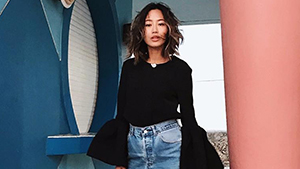 Lotd: Aimee Song's Guide To Wearing Black For The Holidays