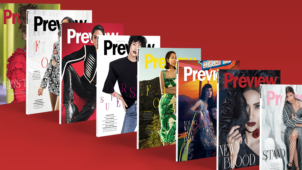 Vote for Your Favorite Preview 2016 Cover!