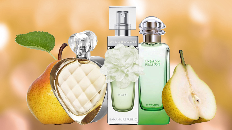 15 Juicy Pear Fragrances That Could Be Your New Signature Scent