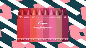 Clinique's Collab With Crayola Is The Cutest Thing Ever