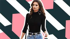 Lotd: Emily Ratajkowski Shows You How To Wear Mom Jeans In 2017