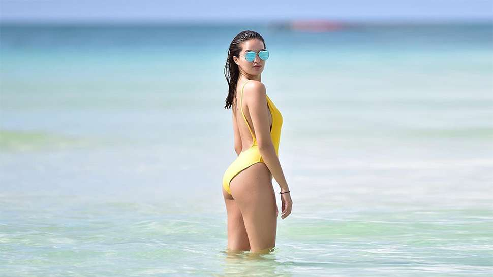 10 Celebs Who Love Boom Sason's Sexy Custom Swimsuits