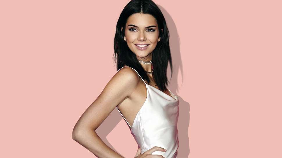 Here's Why Kendall Jenner Painted Her Living Room Pink