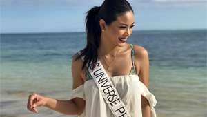 Maxine Medina Opens Up About The Pressure To Win The Miss Universe Crown
