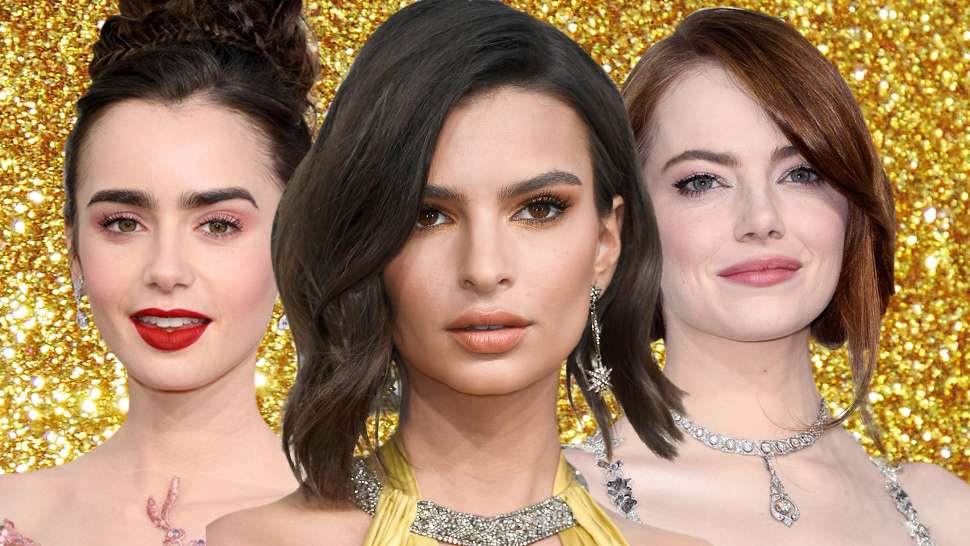 The Best Beauty Looks From the Golden Globes 2017 Red Carpet