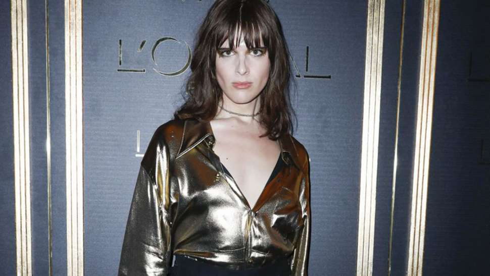 Transgender Model Hari Nef Stars In New L'oréal Paris Campaign