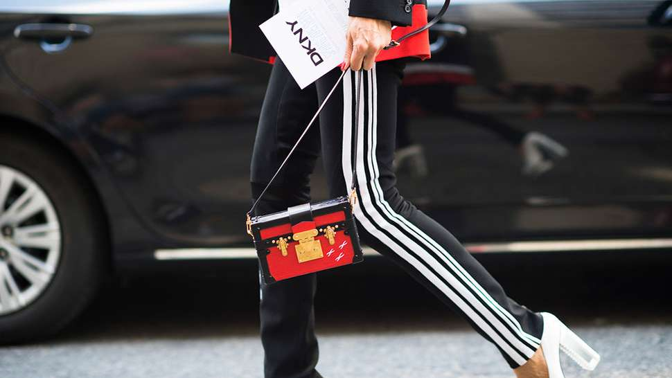 How To Wear Track Pants (off The Field!)