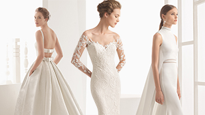 Bridal Picks From The Newly-opened Rosa Clará Boutique