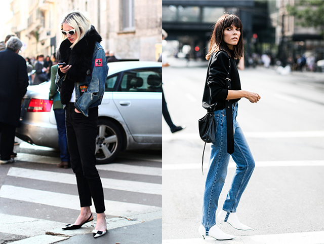Street Style Inspo: Fresh Ways to Wear the Kitten Heel | Preview