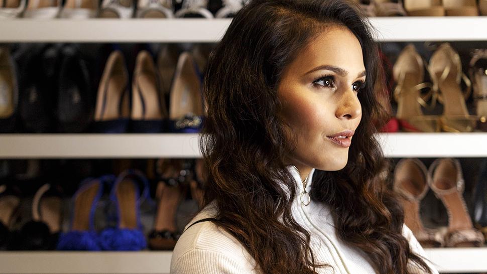 Iza Calzado Gives Us A Tour Of Her Shoe Closet