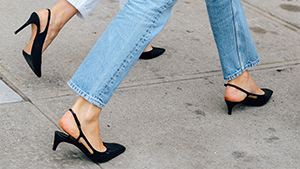 Street Style Inspo: Fresh Ways To Wear The Kitten Heel