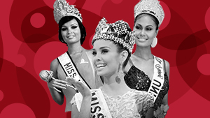 Past Beauty Queens: Where Are They Now?