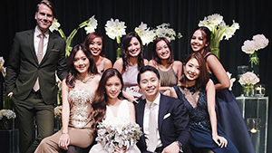 Here's What The Guests Wore To Tricia Gosingtian's Wedding