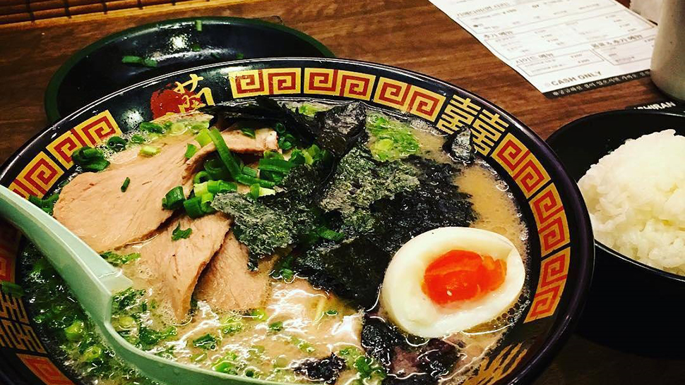 How a Bowl of Ramen Taught Me to Enjoy My Own Company