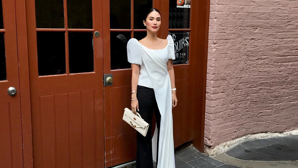 #PreviewBestDressed: How Heart Evangelista Does Classic With a Twist