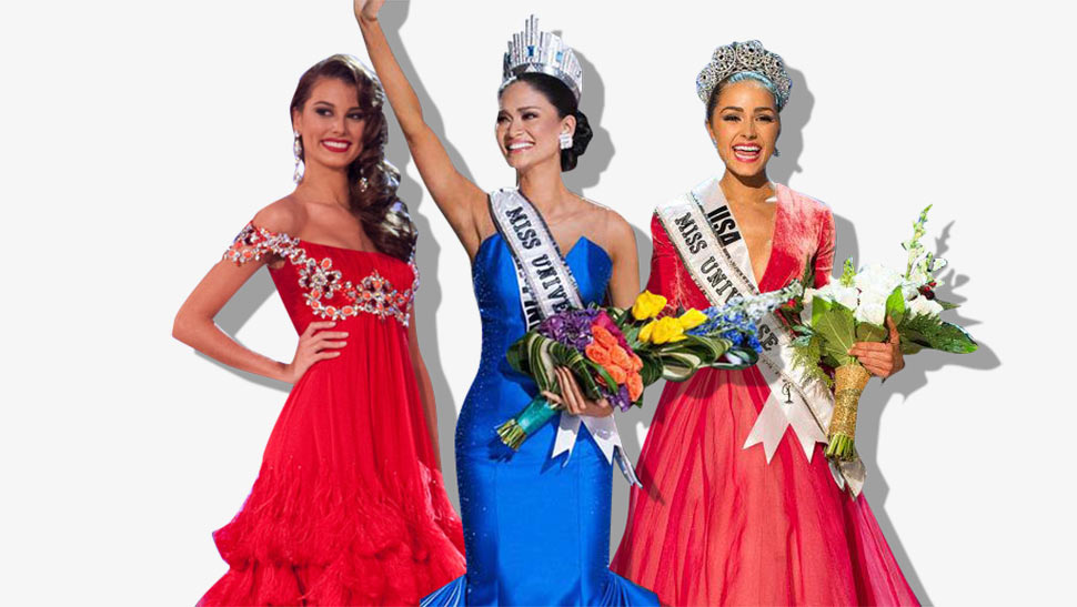 15 Years Of Miss Universe: The Winning Gowns And The Designers Behind Them