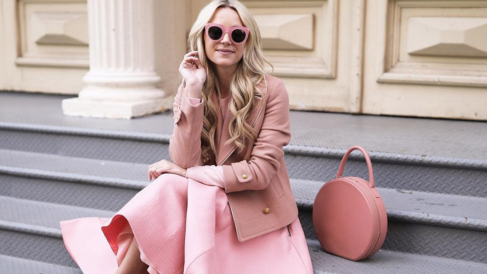 Here's Why You Need To Get Into The Pink Trend