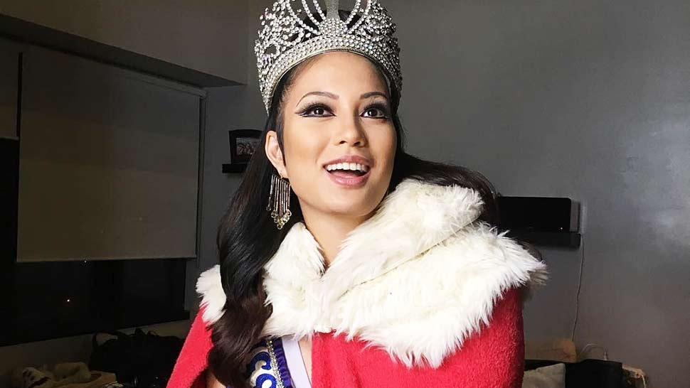 This Is How Isabelle Daza Recreated Gloria Diaz's Miss Universe Look