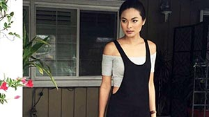 Beauty Queen Off-duty Chic, According To Maxine Medina