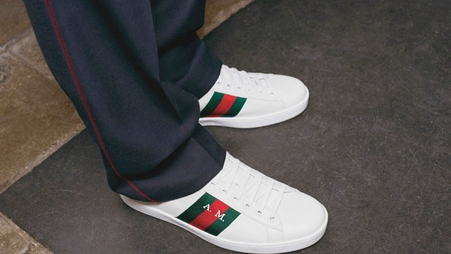 You Can Now Personalize Your Gucci Items