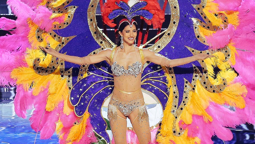 15 Most Extravagant National Costumes From Miss Universe 2016