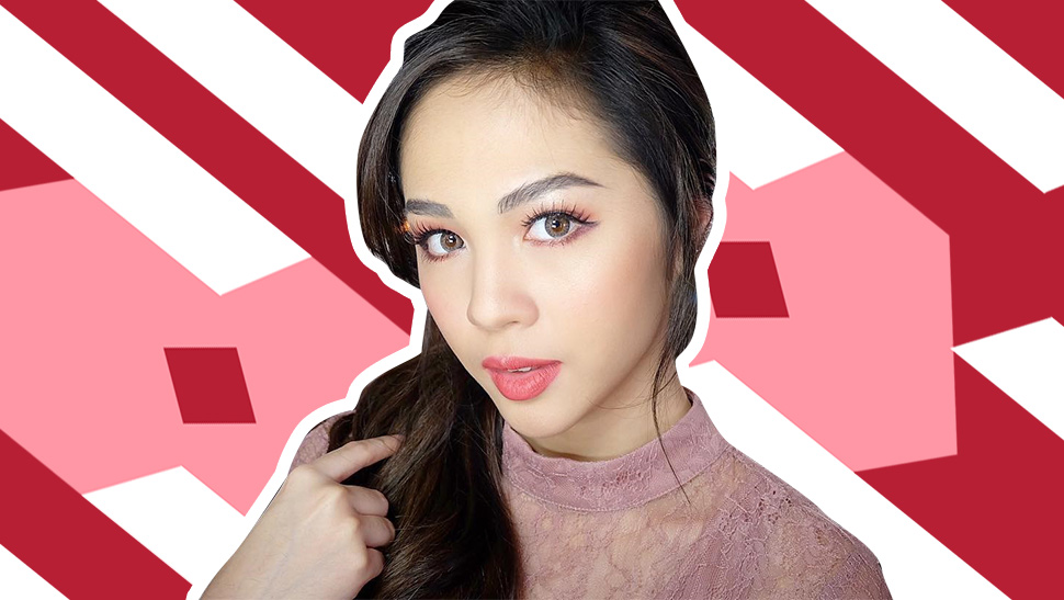 LOTD: Janella Salvador Demonstrates How Eyeshadow Can Create Drama With Your Eyeliner