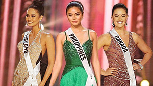 Meet The Top 13 Of Miss Universe 2016
