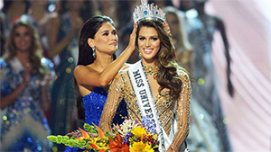 Miss France Wows The Crowd And Takes Home The Miss Universe Crown